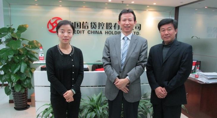 「今年はインターネット金融に進出します」――「中国信貸」沈勵COO独占インタビュー