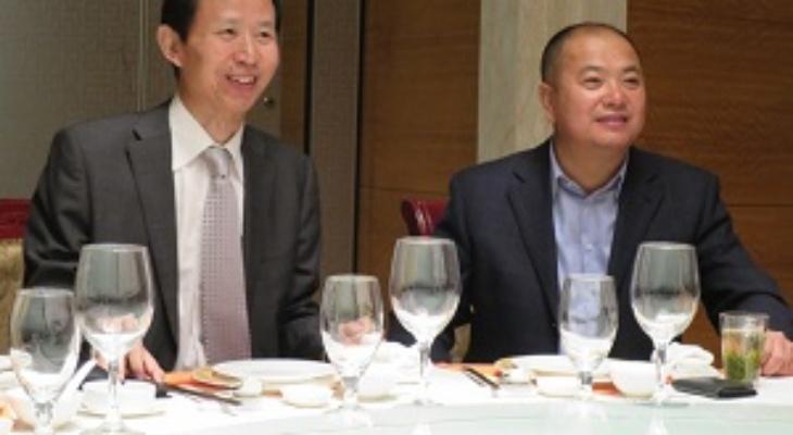 四環医薬 社長と投資家との交流会(2014年12月公開)