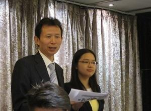 復星国際 李翔投資家関係マネージャー