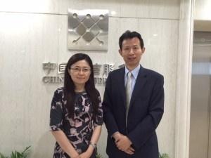 中国通信服務 侯執行役員「より多くの日本人投資家に当社のことを知ってほしい。日本に行ってプレゼンテーションも視野に」