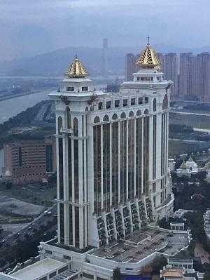 ギャラクシーホテル (香港上場)