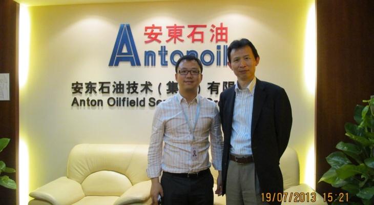 中国でのシェールガス開発の現状は?――「安東油田」副総裁 当社インタビューに答える