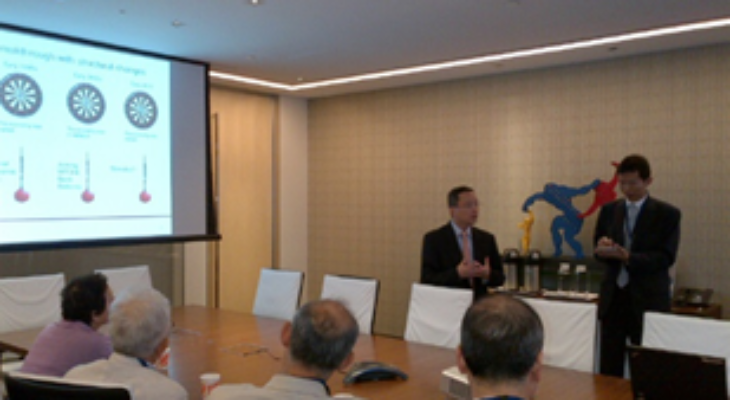 香港勉強会 2013年11月30日(金)
